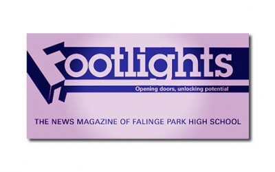 Footlights Summer 2016 Issue 26