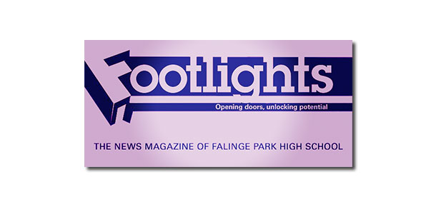 Footlights Autumn 2016 Issue 27