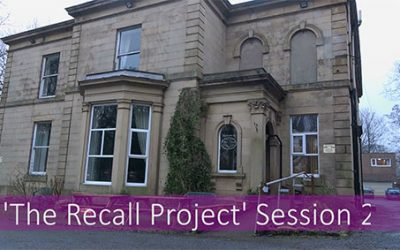 The Recall Project: Session 2