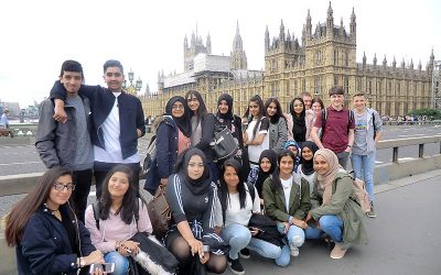 London History Visit
