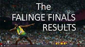 Falinge Finals Results Day 1