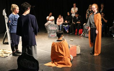 Furi: A Viking Story' and 'Odin's Council' School Performances'