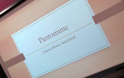 Pantomime Workshop with Coliseum Theatre