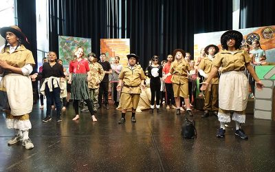 'Dick Whittington and the Temple of Gloom' Pantomime Success