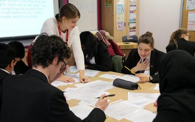 The Bletchley Park Inter School Coding Workshop at FPHS