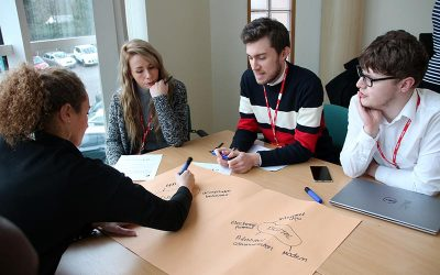 Creative Digital Designer in Residence Launch at FPHS