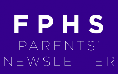 Parents' Newsletter 5th December 2017