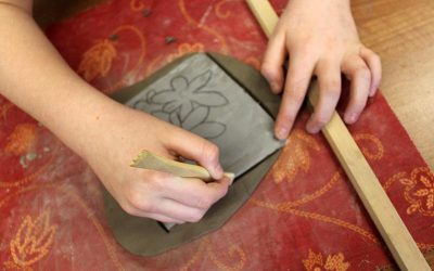 Visual Art Masterclass for Year 7 students at Bury College