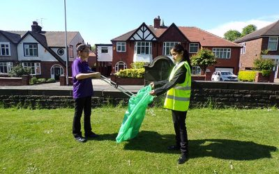 Litter Pick Project