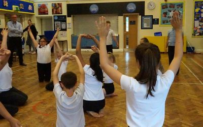 All Saints Year 6 have been reading the book 'Maroo' by Ann Turnbull